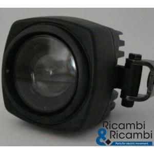 Faro blu a LED 12/100V 5W...