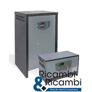 Caricabatterie 48V 100A...